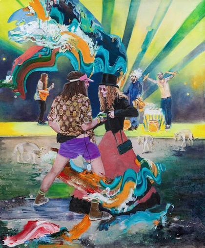 Artwork Mary Jane by Birgit Klerch
