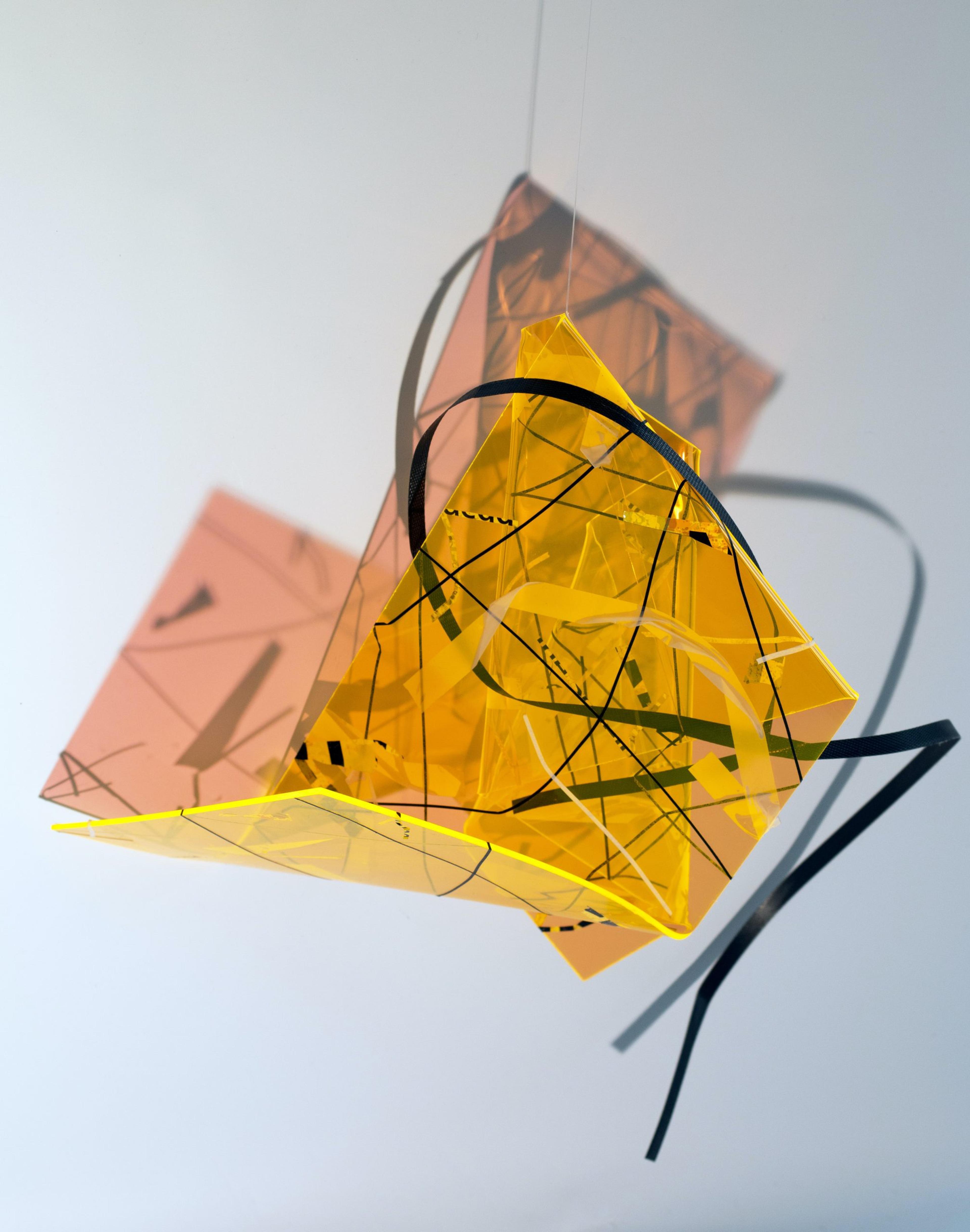 artwork Raum_Zeit_Falte #2 by Gabriele Walter