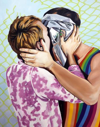 Artwork Embrace by Joana Lucas