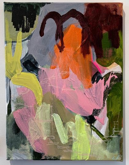 Artwork Lur by Elisa Klinkenberg