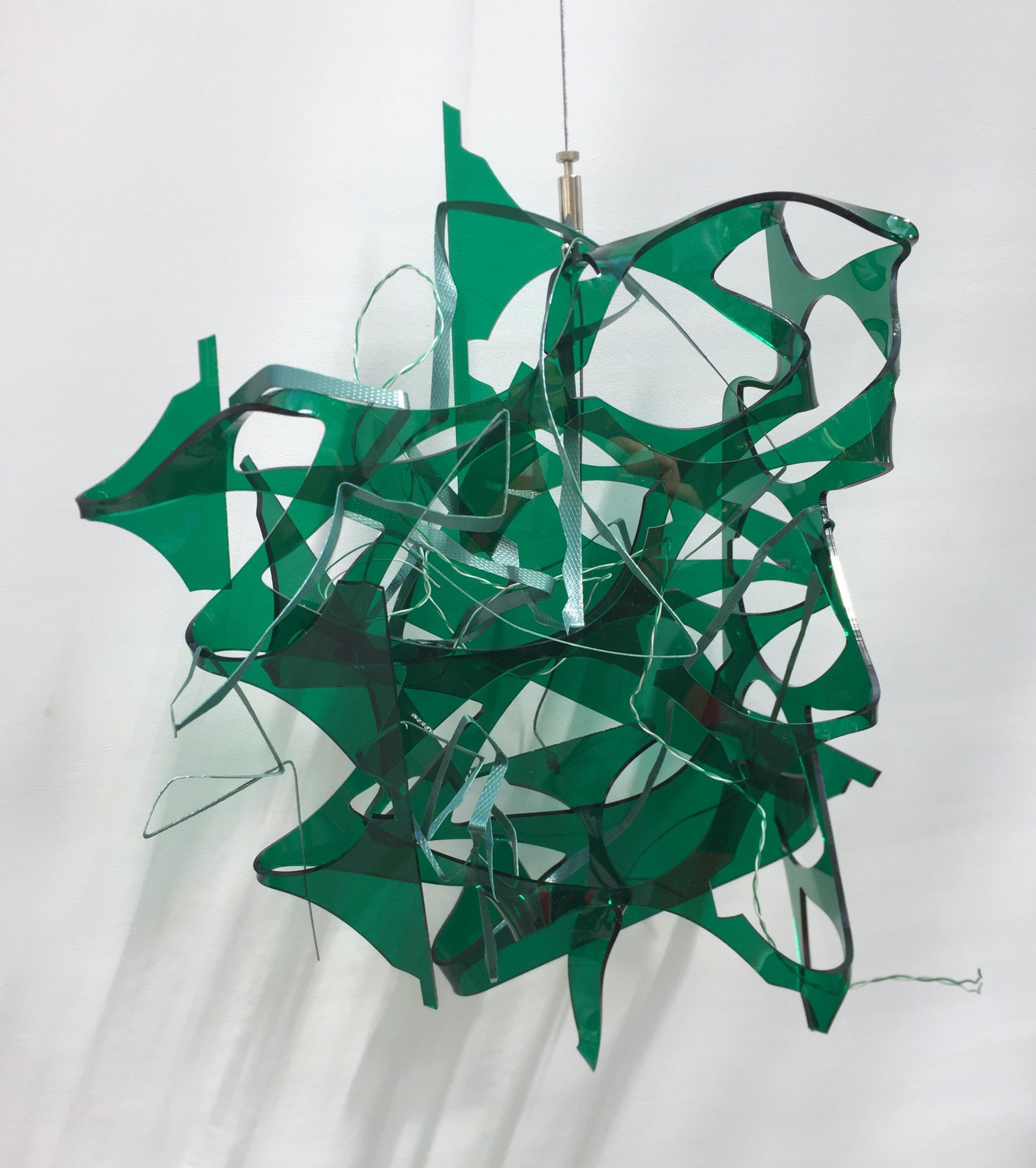 artwork Kosmos 2057 by Gabriele Walter