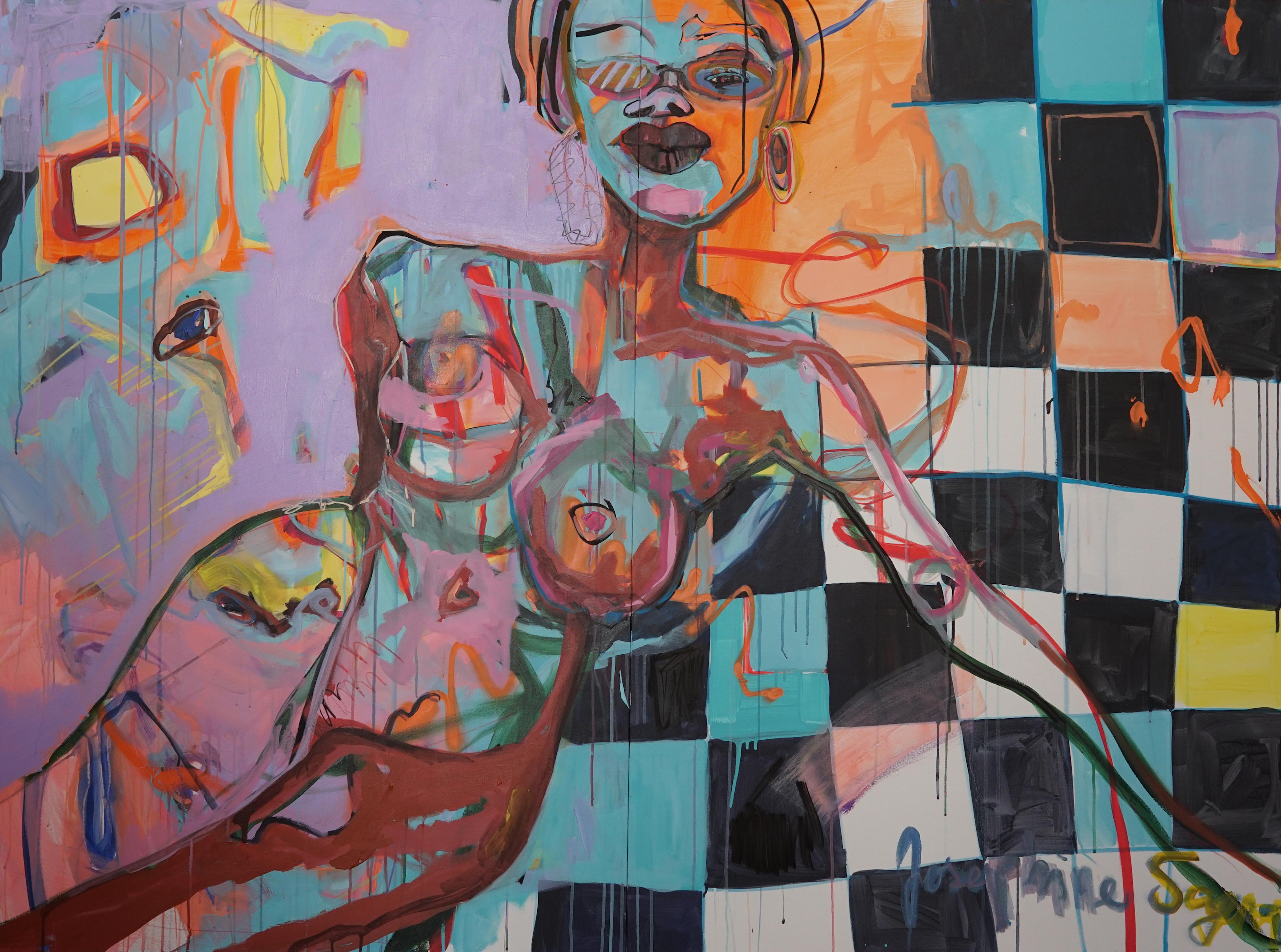 artwork bloom some more by Joséphine Sagna