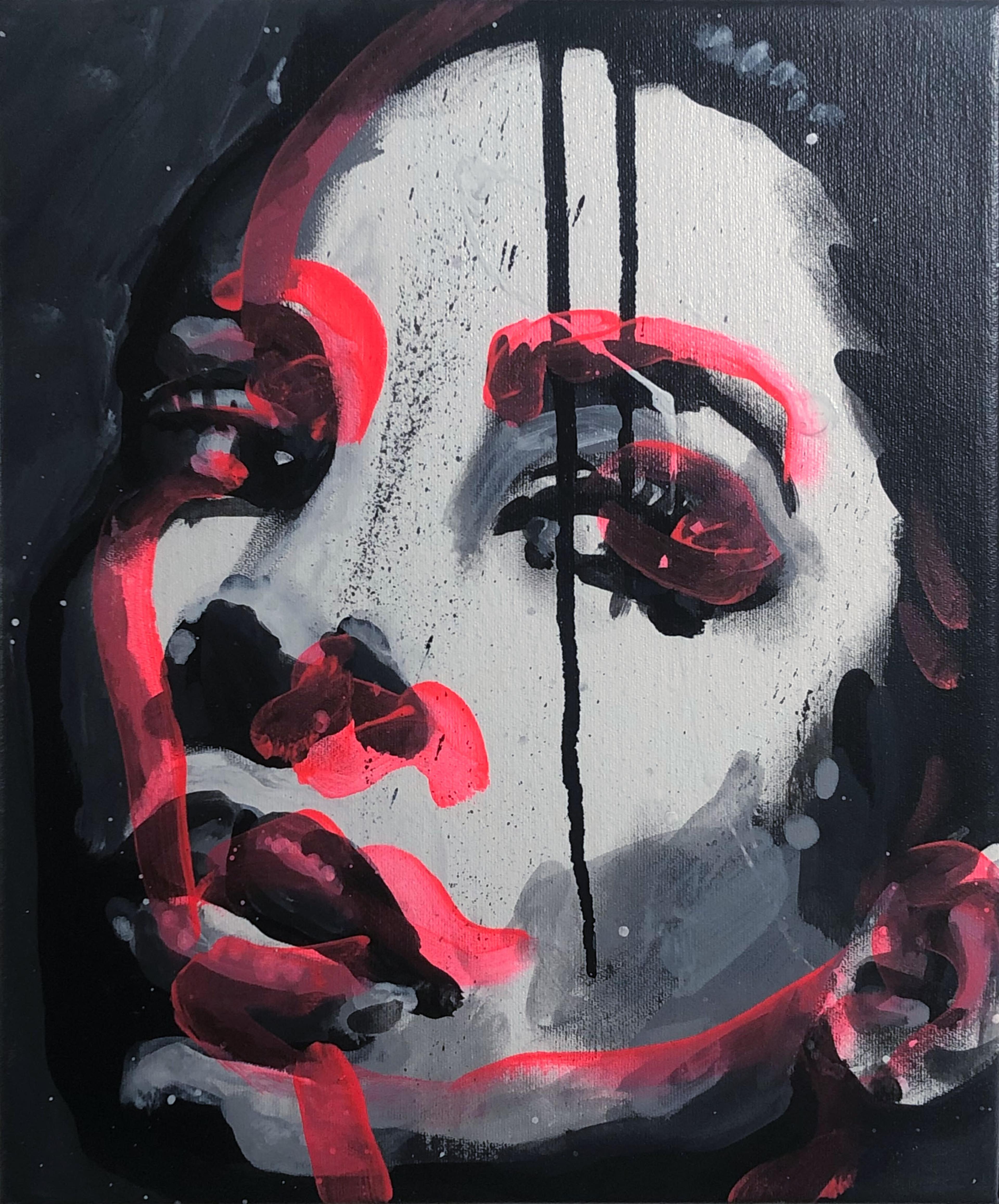 artwork black series 02 by Matthias Edlinger