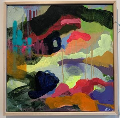 Artwork Sione by Elisa Klinkenberg
