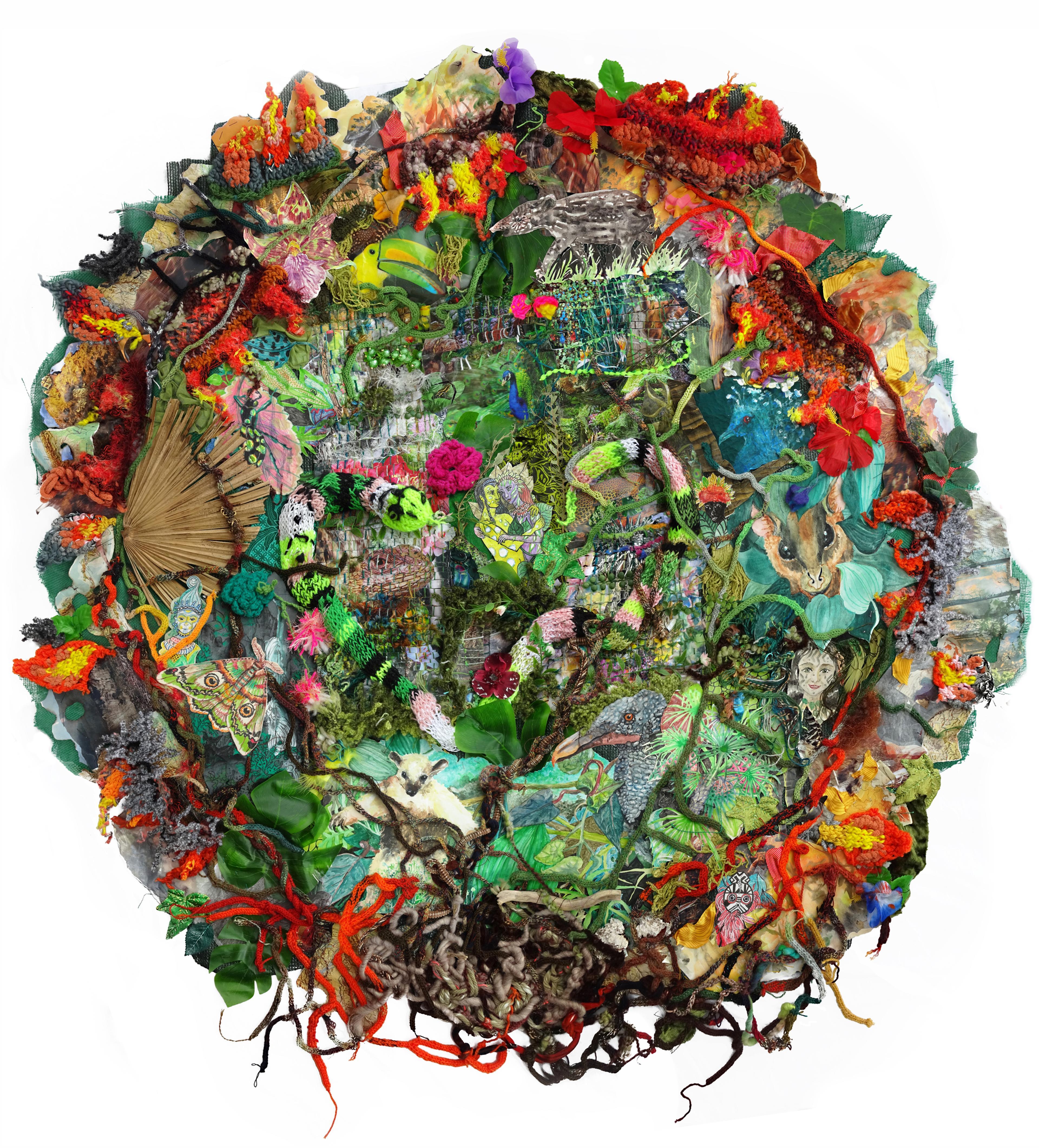 artwork Paraiso by Eva Lippert