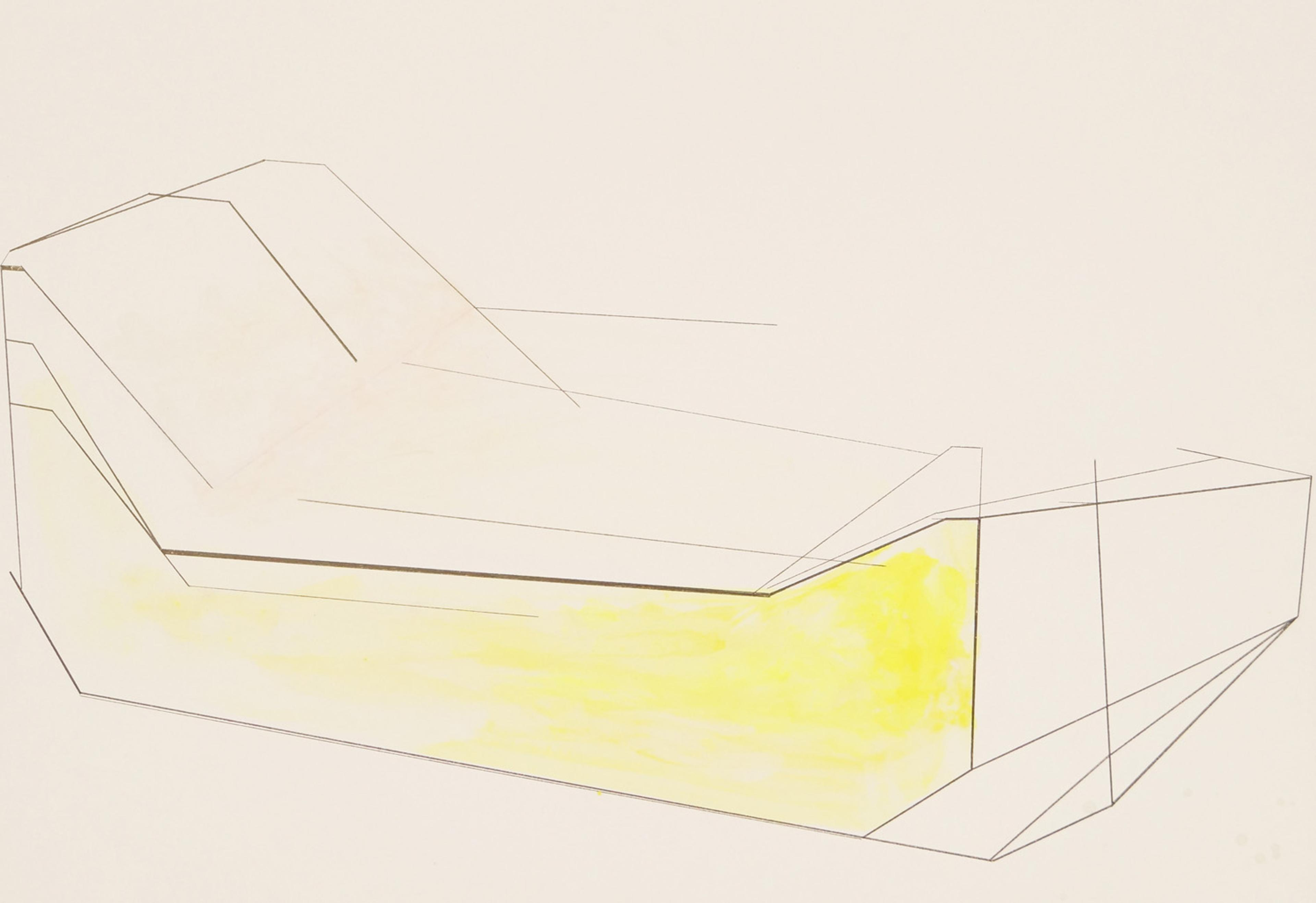 artwork Running along the object II by Petra Gell
