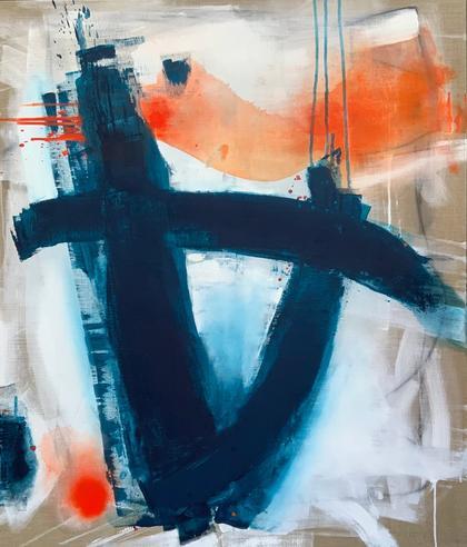 Artwork Sapphire Junction by Susanne Kirsch