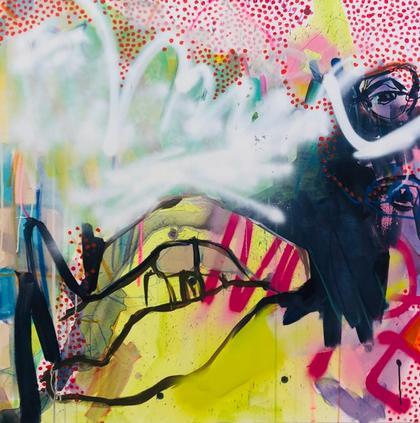 Artwork i am not scared by Joséphine Sagna