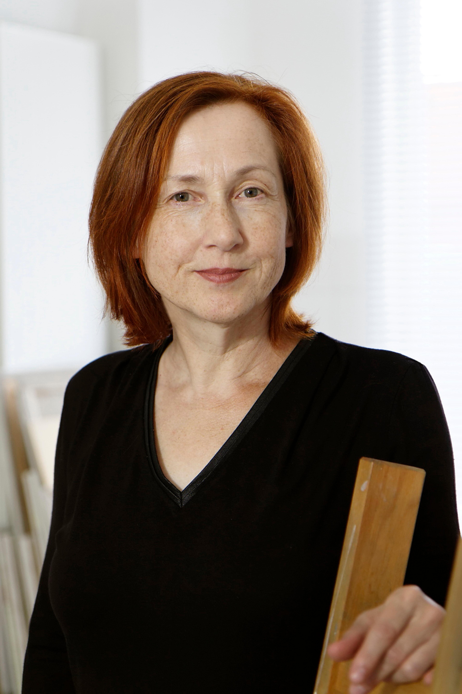 Portraitfoto von Renate Gaisser