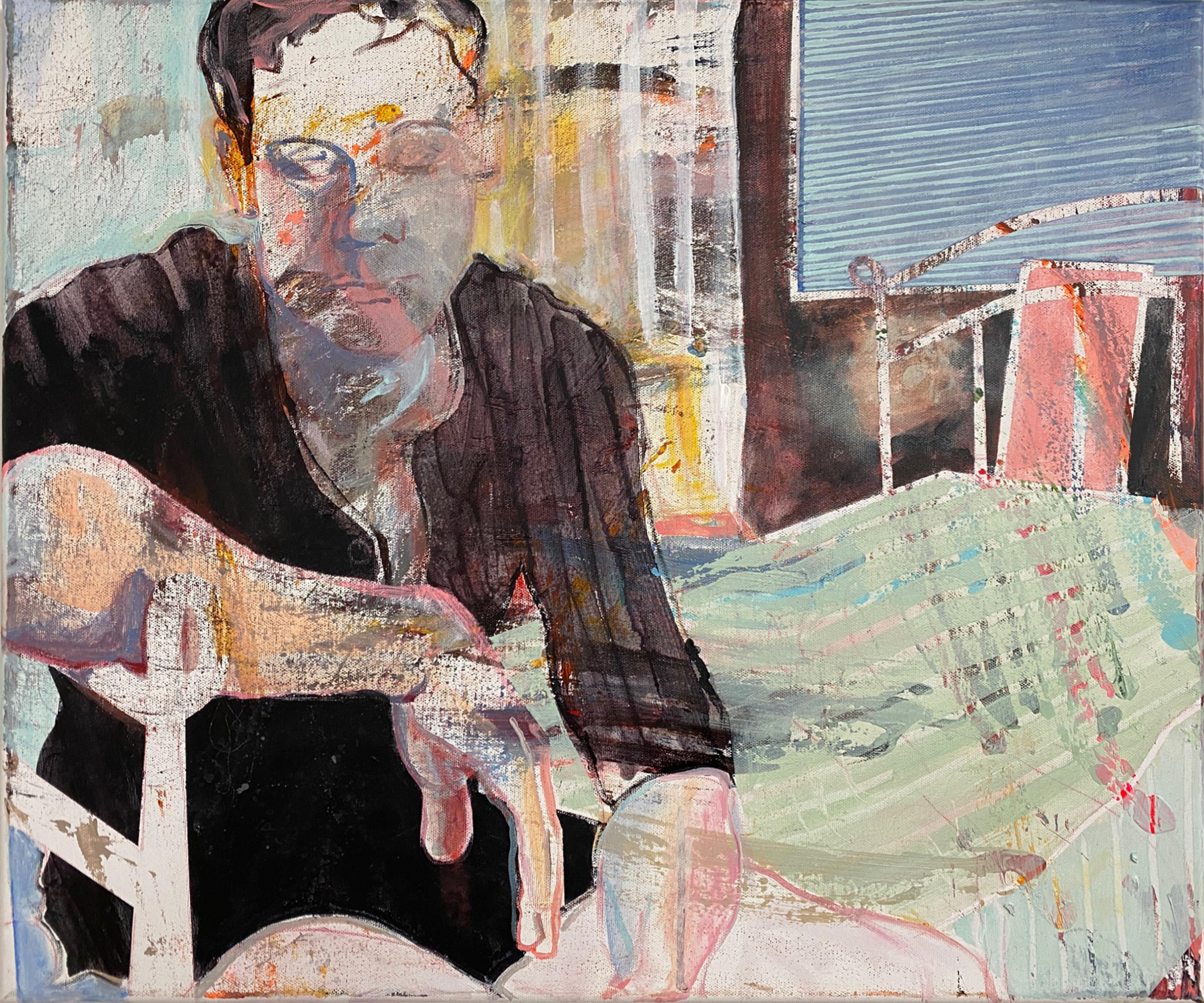 artwork another actor by Marlen Schulz