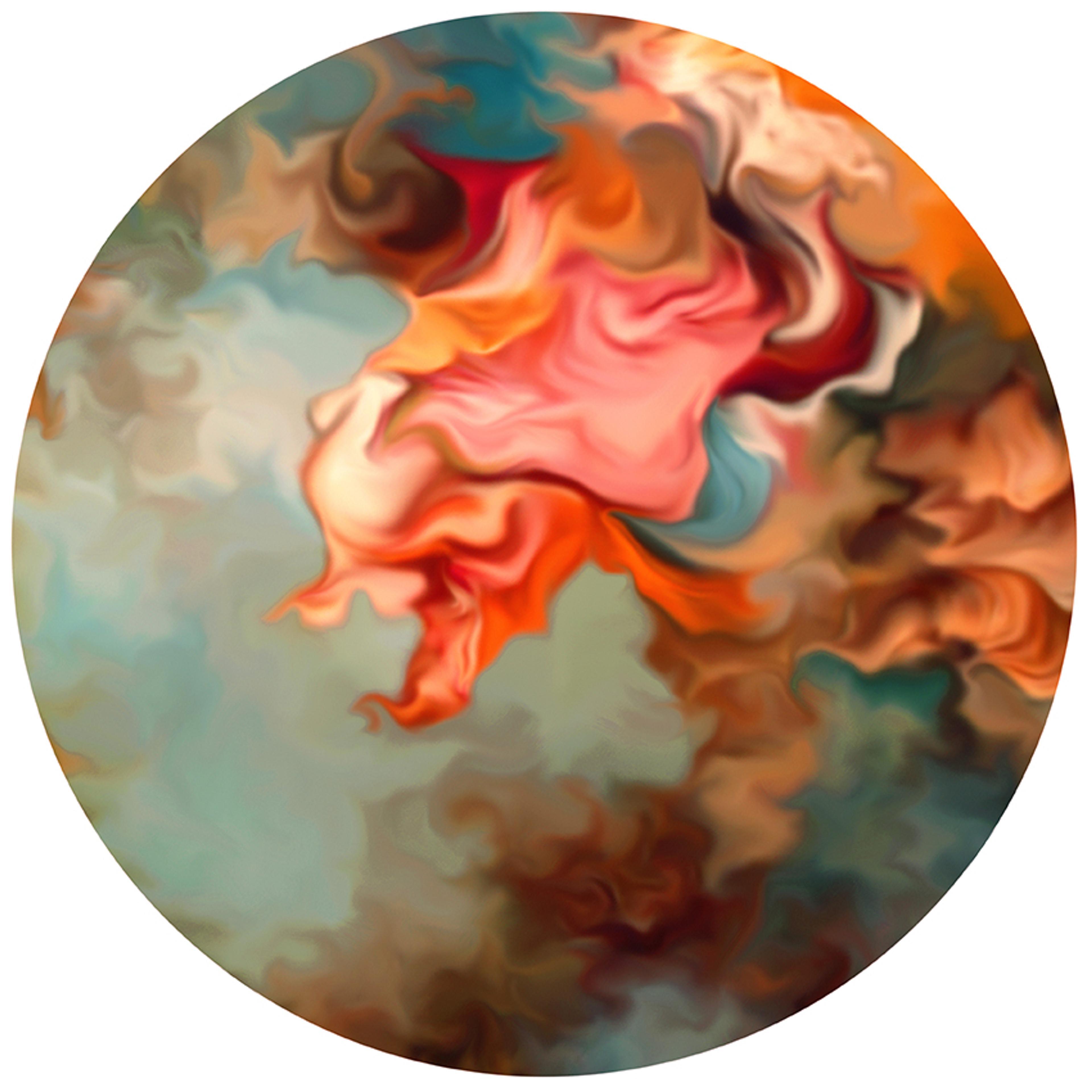 artwork On Angel's Wings by Jason Engelbart