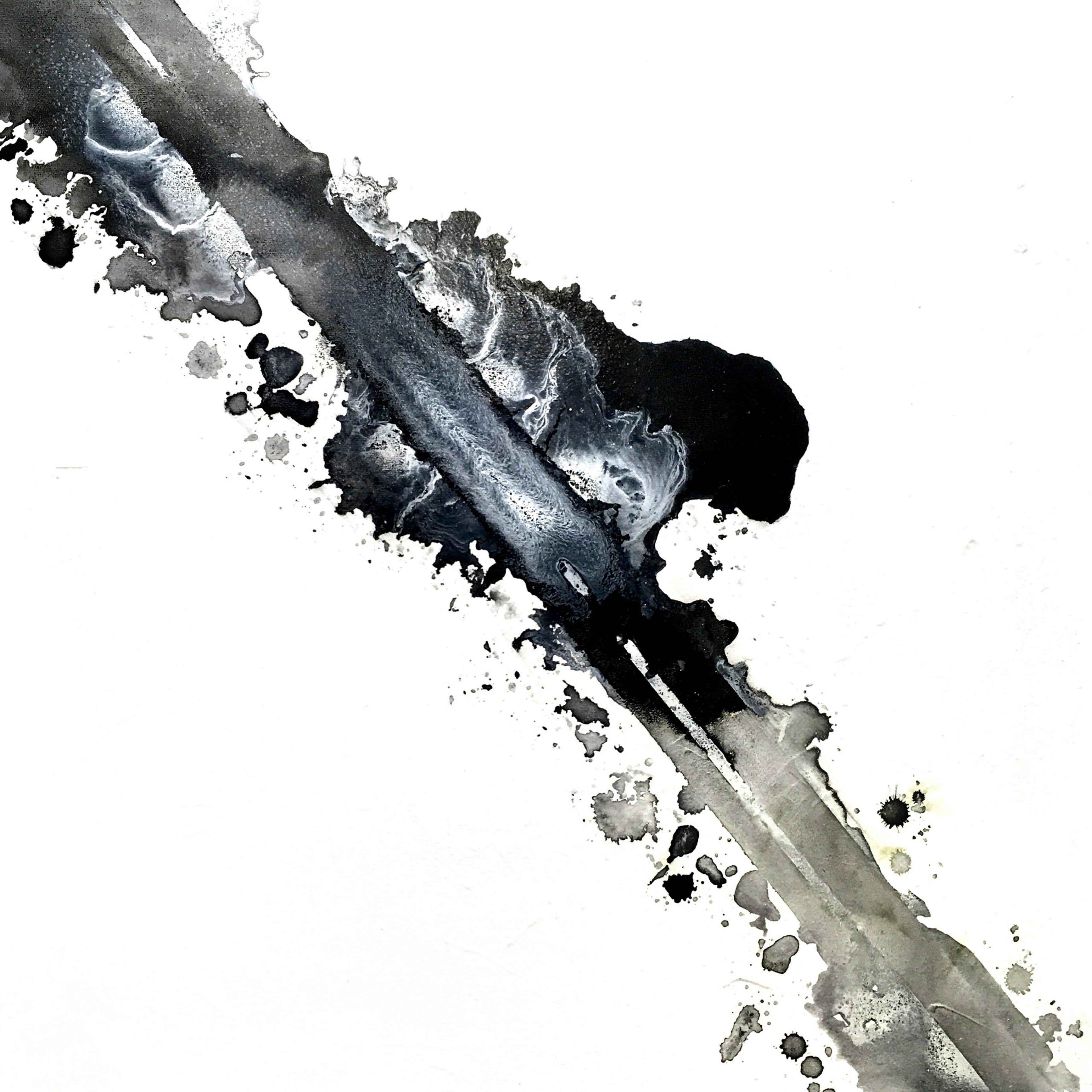 artwork Balkenstudie 01 by Patrick Hartl
