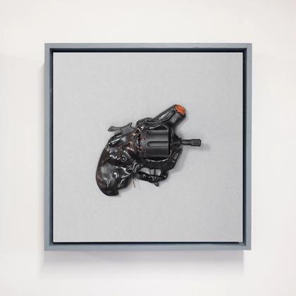 Artwork Buyback #19 (Wicke, Oil, W. Germany) by Paul Altmann
