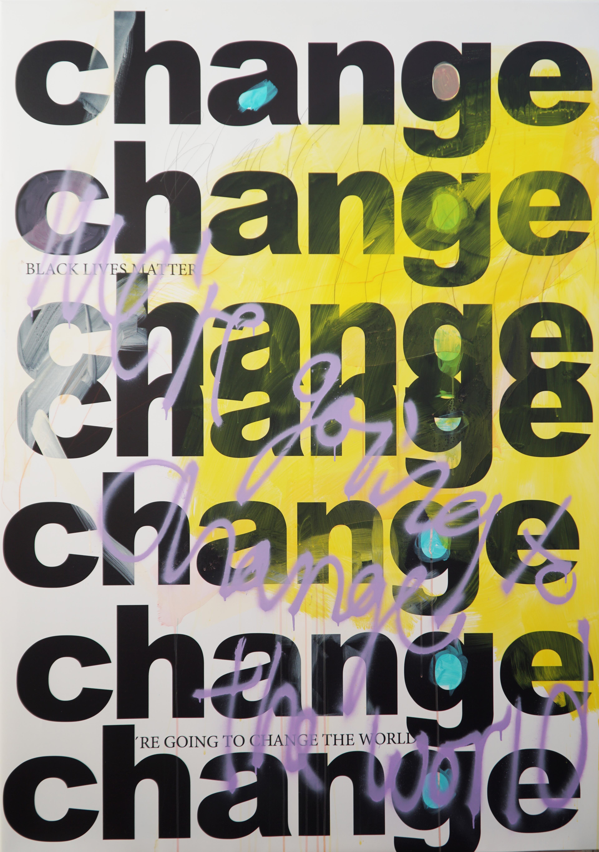 artwork i want change by Joséphine Sagna