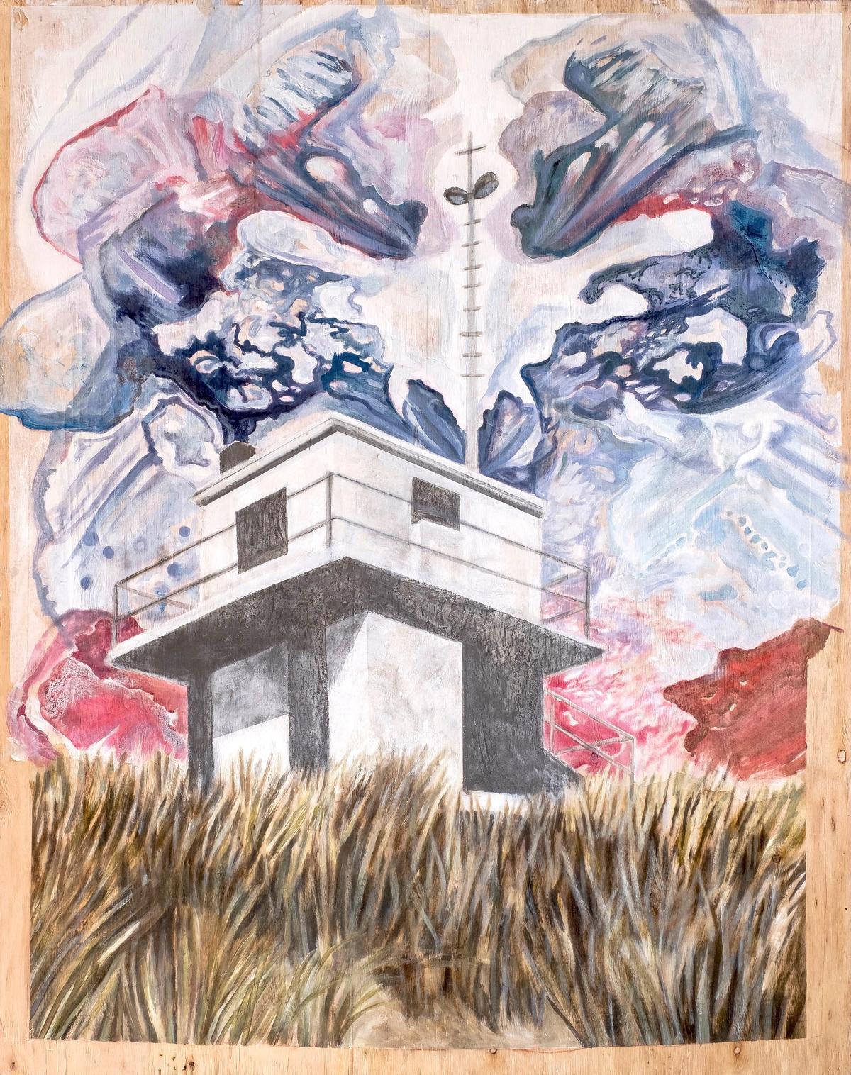 artwork Signal by Jonathan Esperester