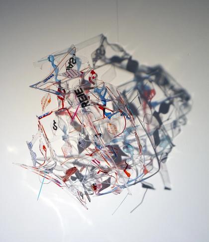 Artwork com-plex #02 by Gabriele Walter