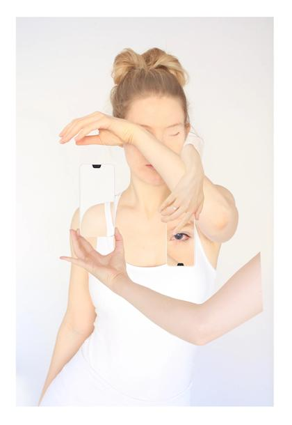 Artwork Selfobservation II by Franziska Ostermann
