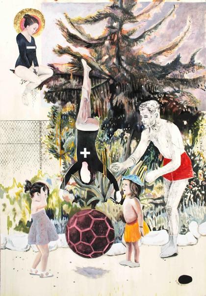 Artwork Der Geheime Garten by Jonathan Esperester
