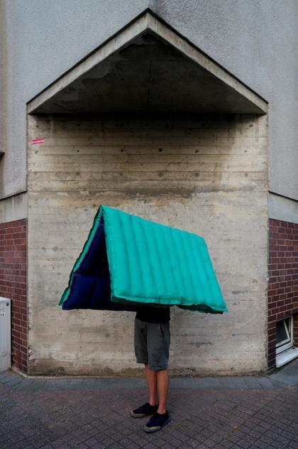 Artwork Selbstportrait #1 by Einsiedel+Jung