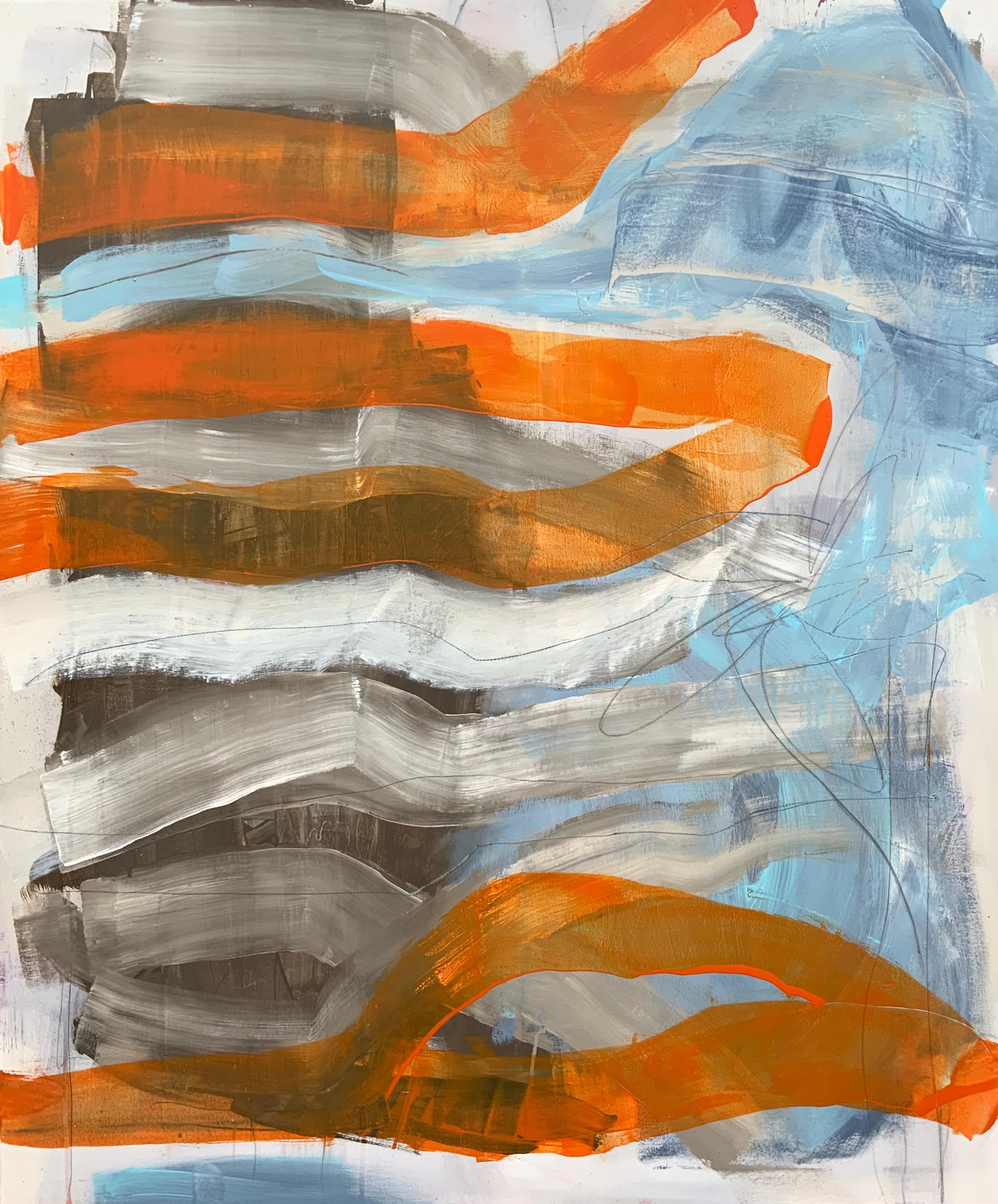 artwork On the Fifth Floor by Susanne Kirsch