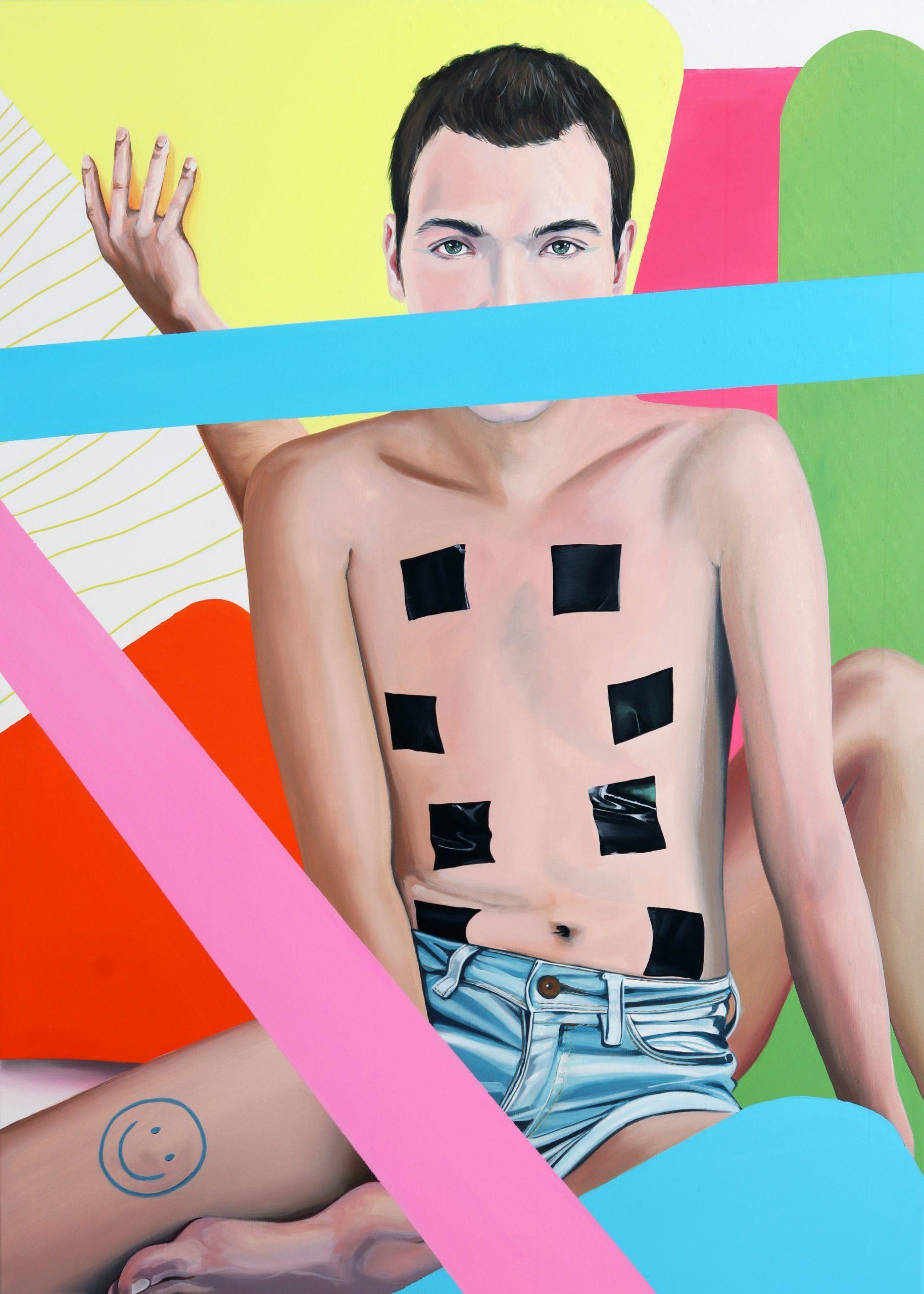 artwork CENSURE by Joana Lucas