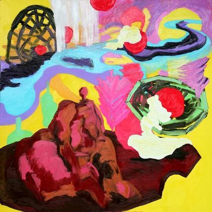 Artwork Fluss des Lebens by Anna Huxel