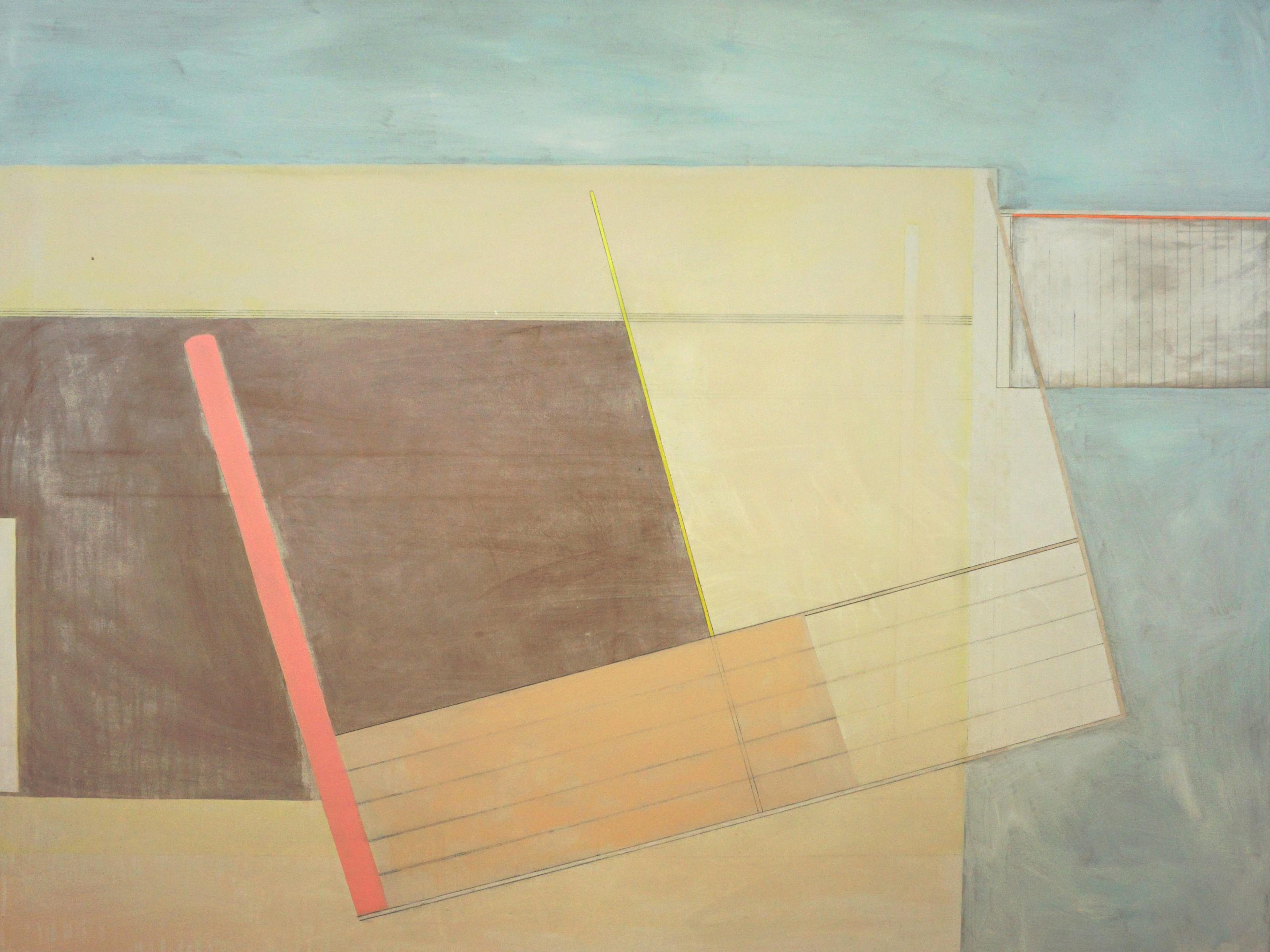 artwork UN-Ort II by Petra Gell