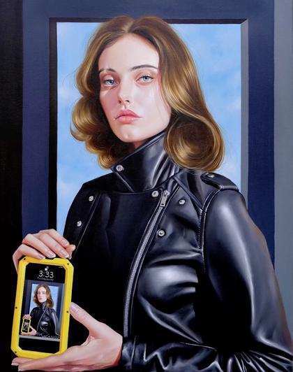 Artwork Abyss  by Roxanne Sauriol