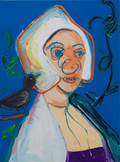 Artwork Josephine by Penny Monogiou