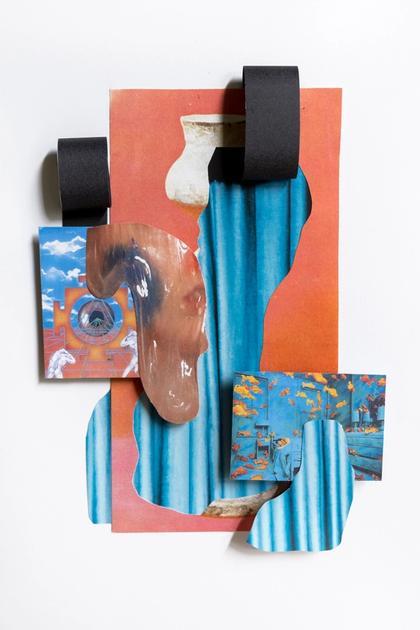 Artwork perdu et trouvé by Simone Karl