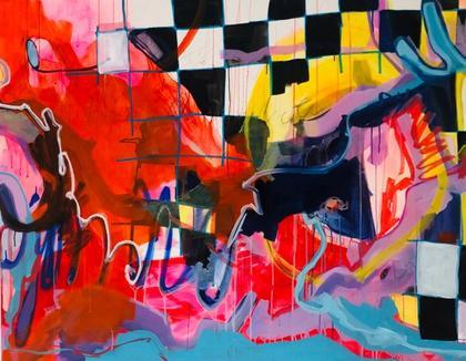 Artwork Bayonne by Joséphine Sagna