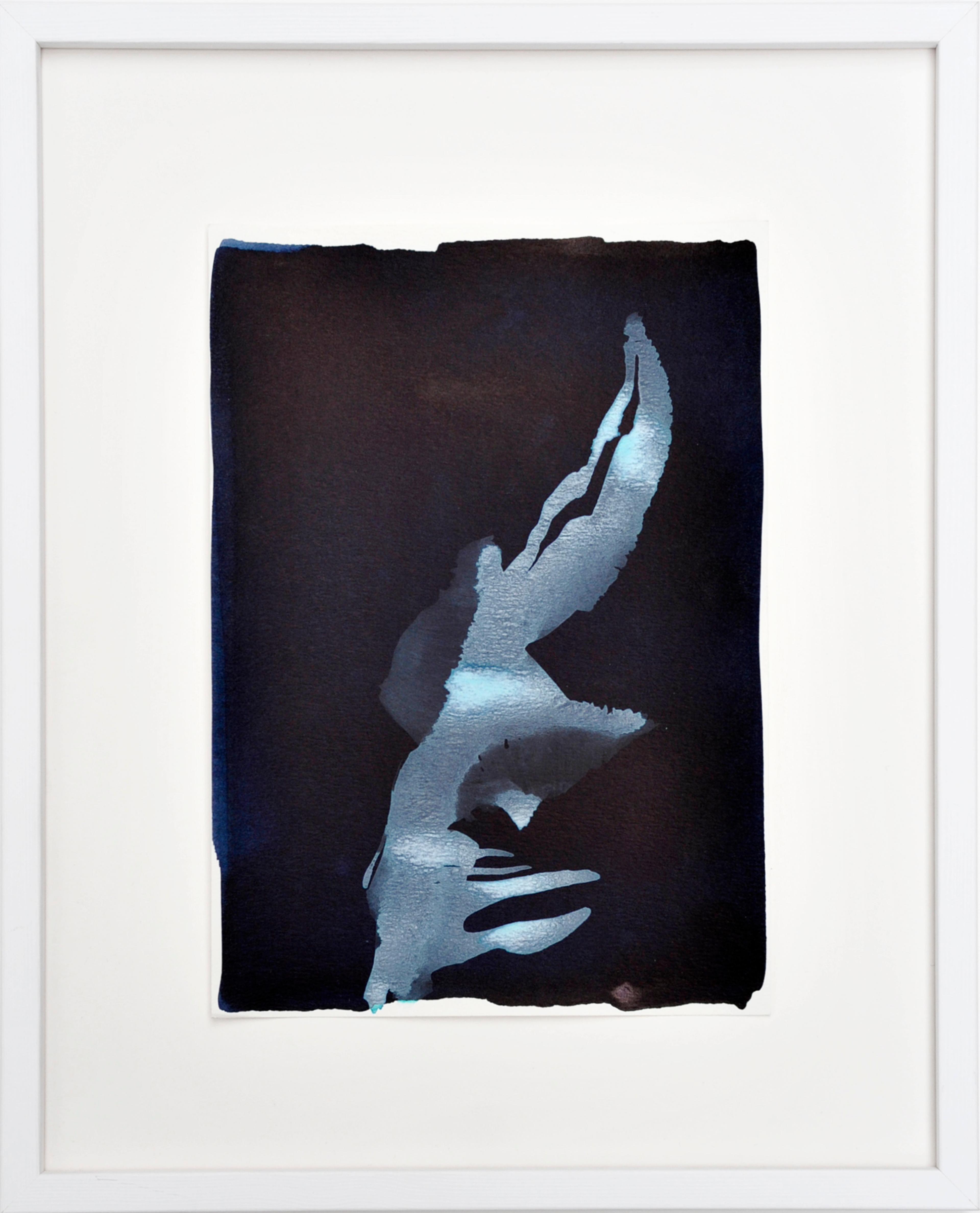 artwork Selene Medusa I (klein) by Magda Krawcewicz
