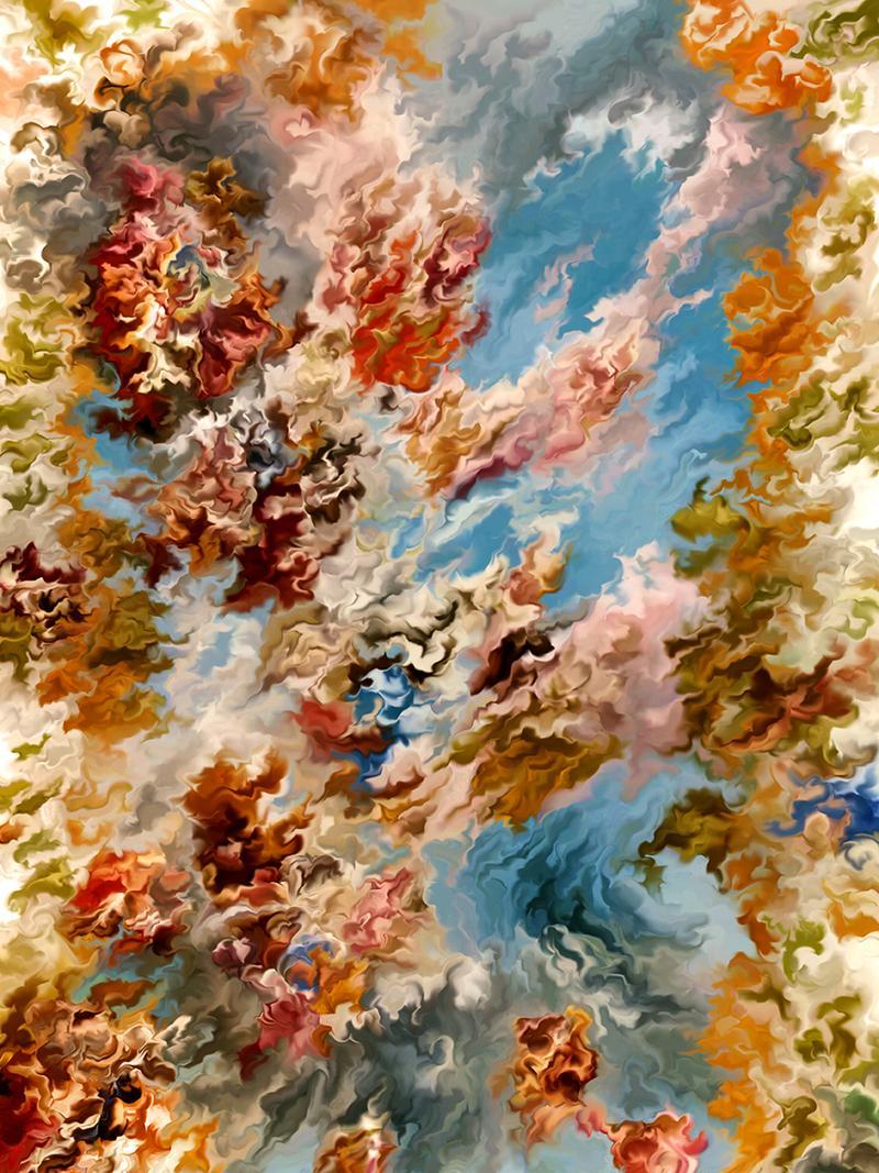 Artwork Homage to Heaven by Jason Engelbart