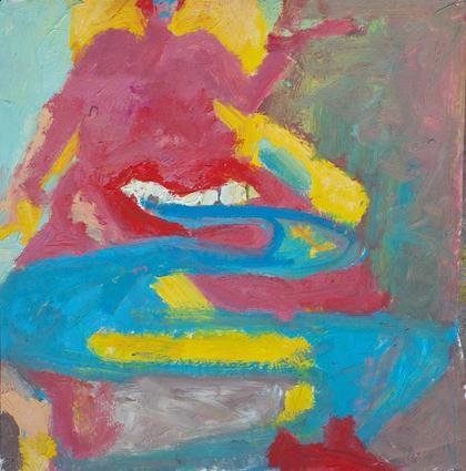 Artwork Babylon by Anna Huxel