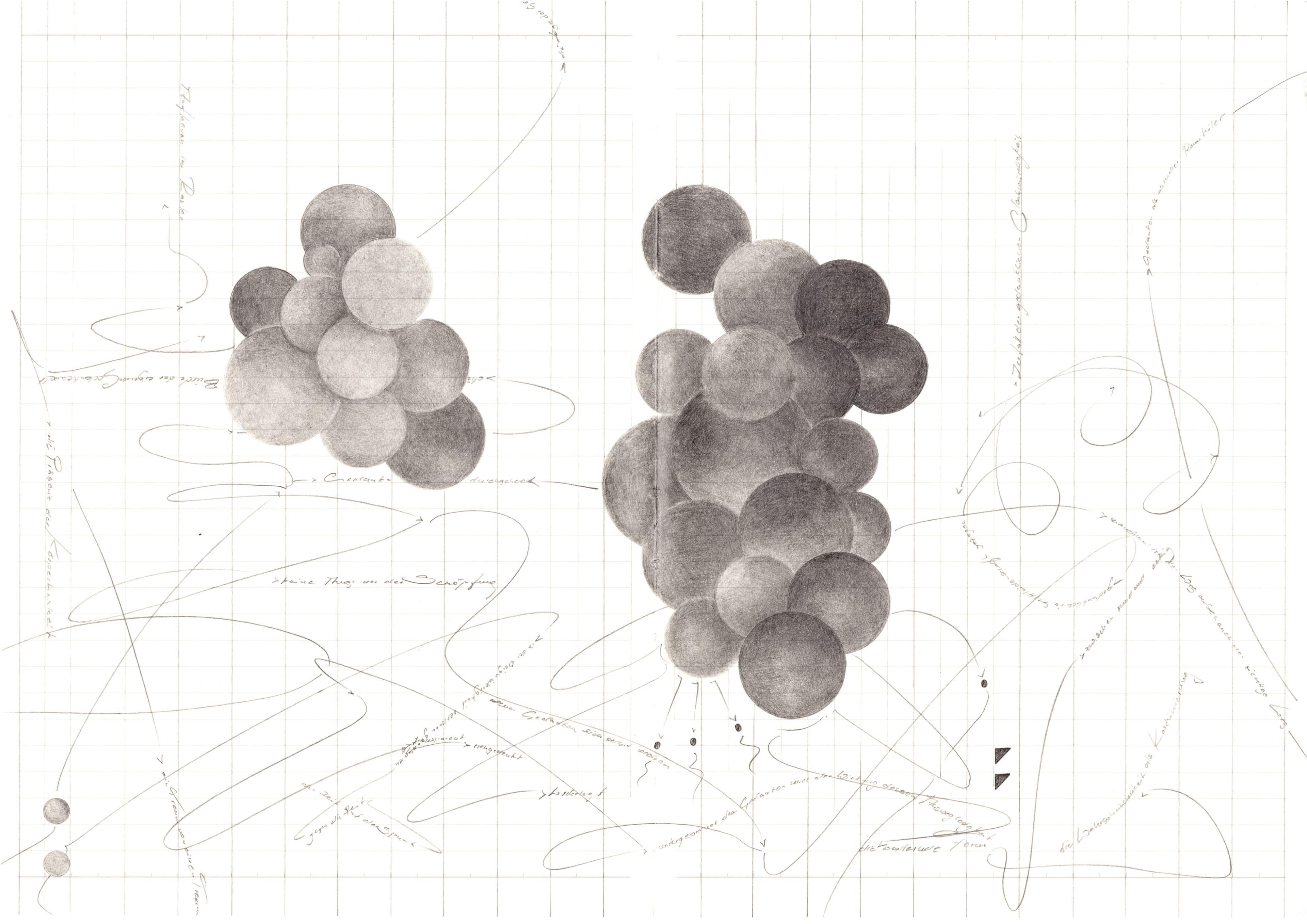 artwork Koordinaten by Julia Kloos