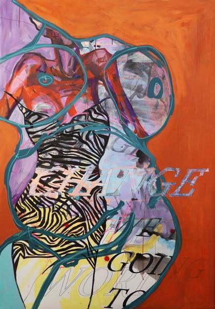 Artwork i want change V by Joséphine Sagna