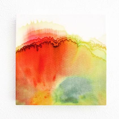 Artwork heat haze by Sayaka Asai