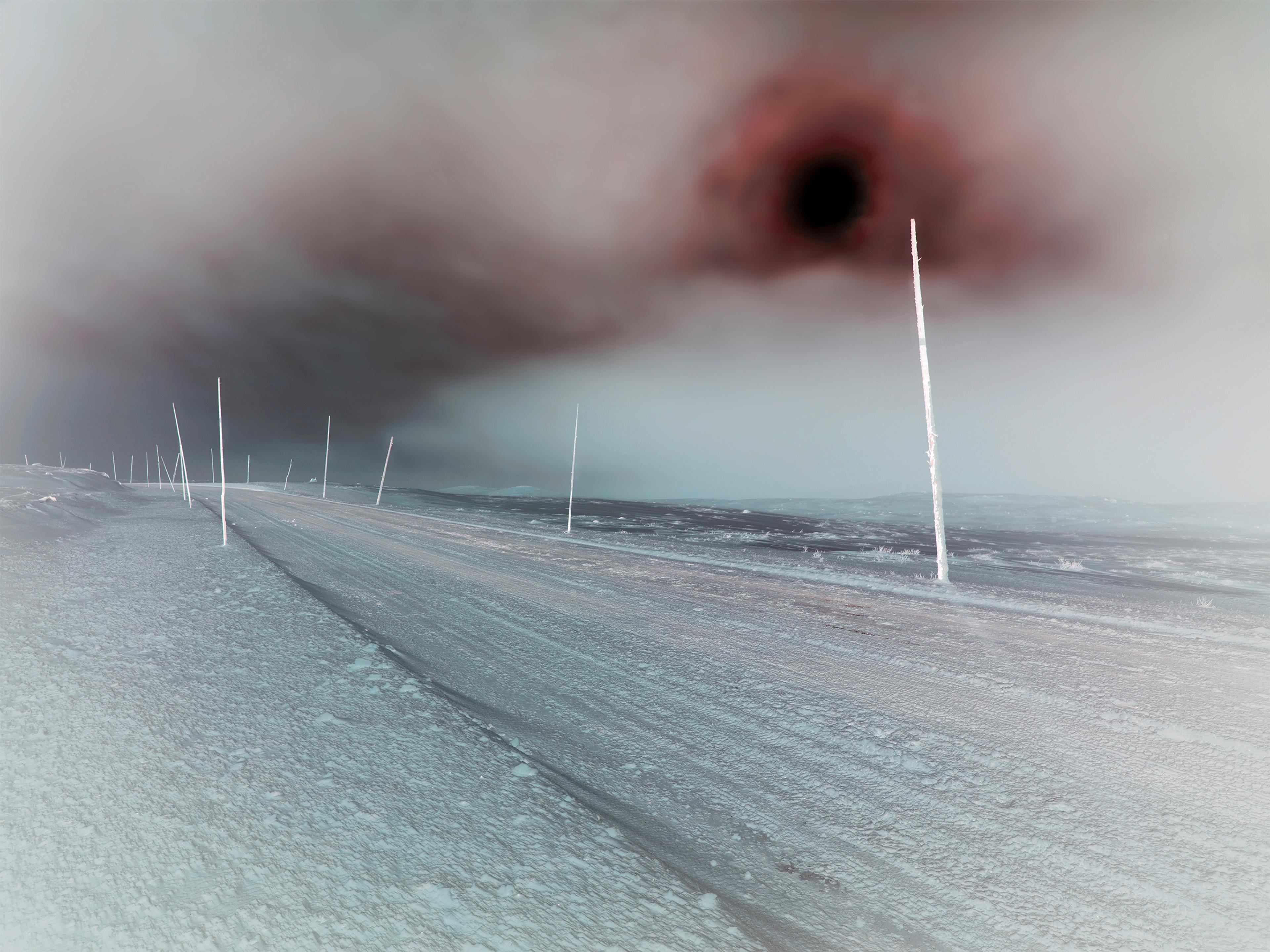 artwork Moments with Edward Munch #1 by Ivo von Renner