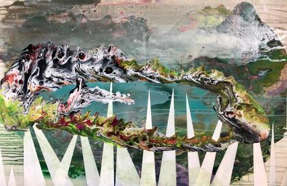 Artwork Prousty Sky by Lecker und Heiß GbR