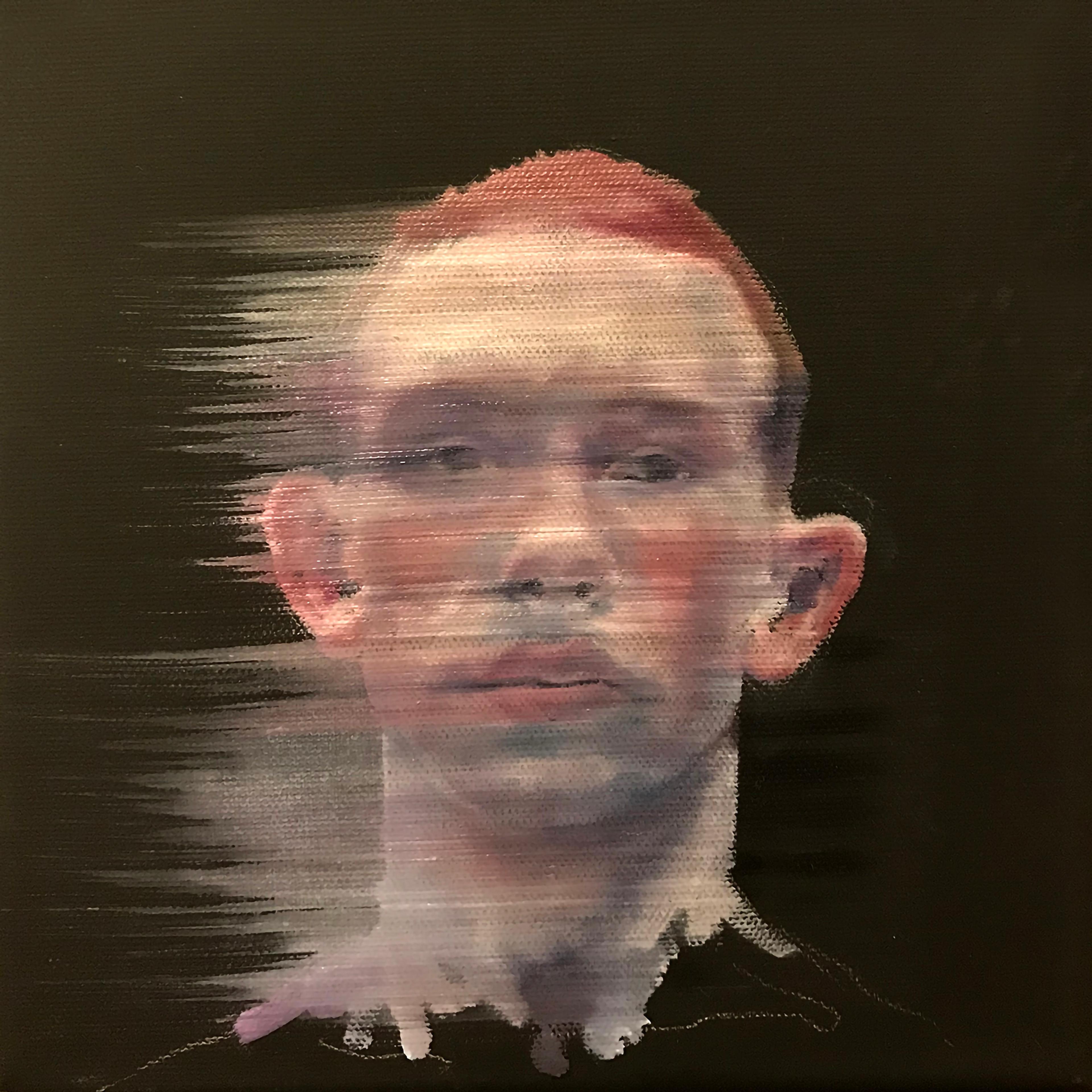 artwork Samuel by Claudia Mächler