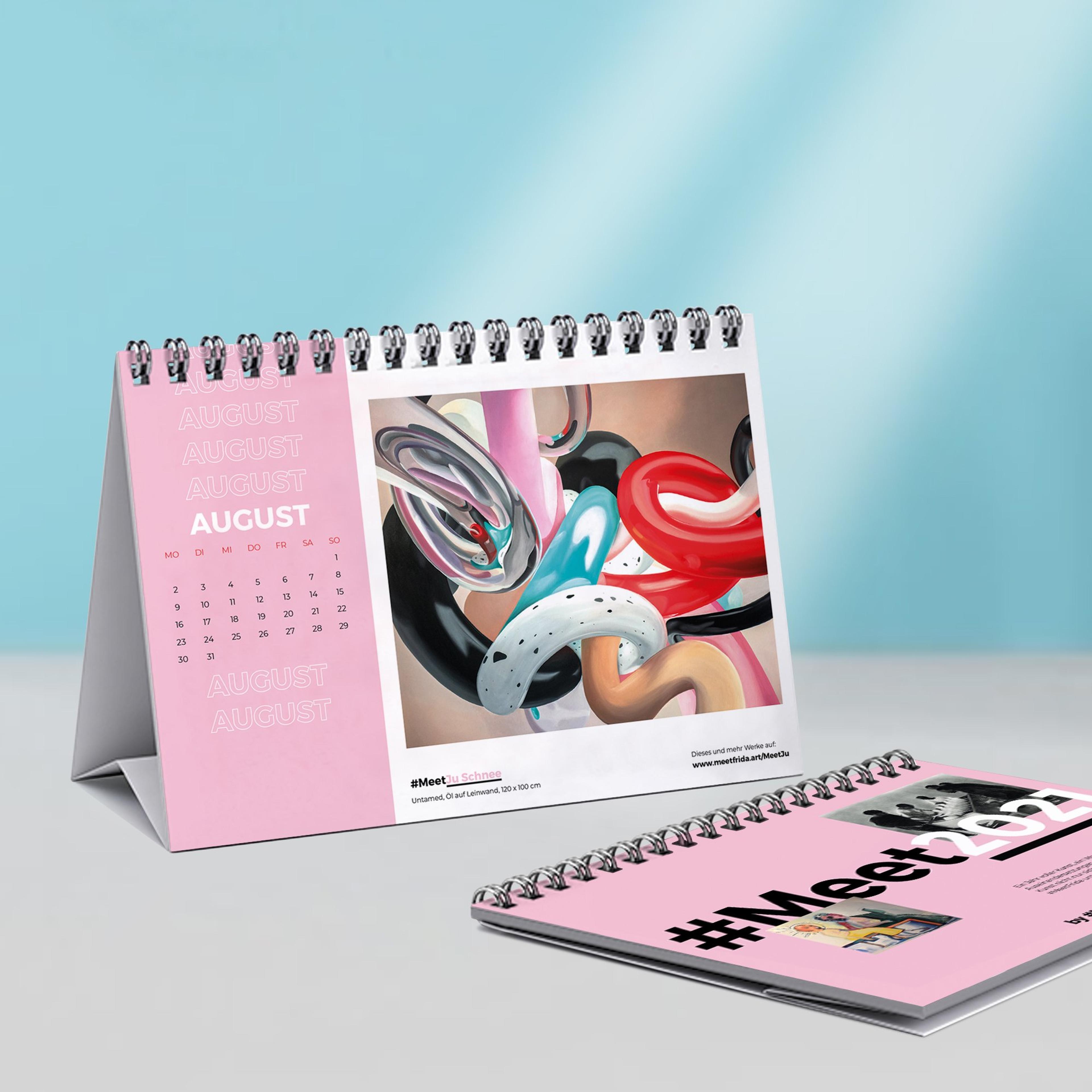 MeetFrida Kalender 2021