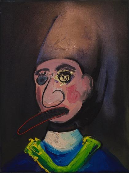 Artwork Godusa by Penny Monogiou