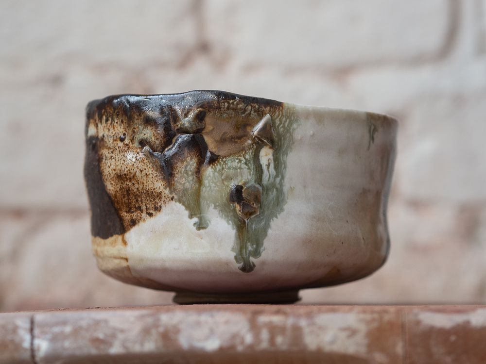 Teabowl side view