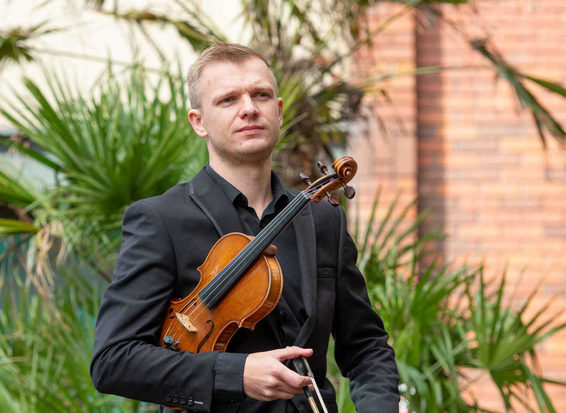 Christopher Quaid - Orchestral Musician