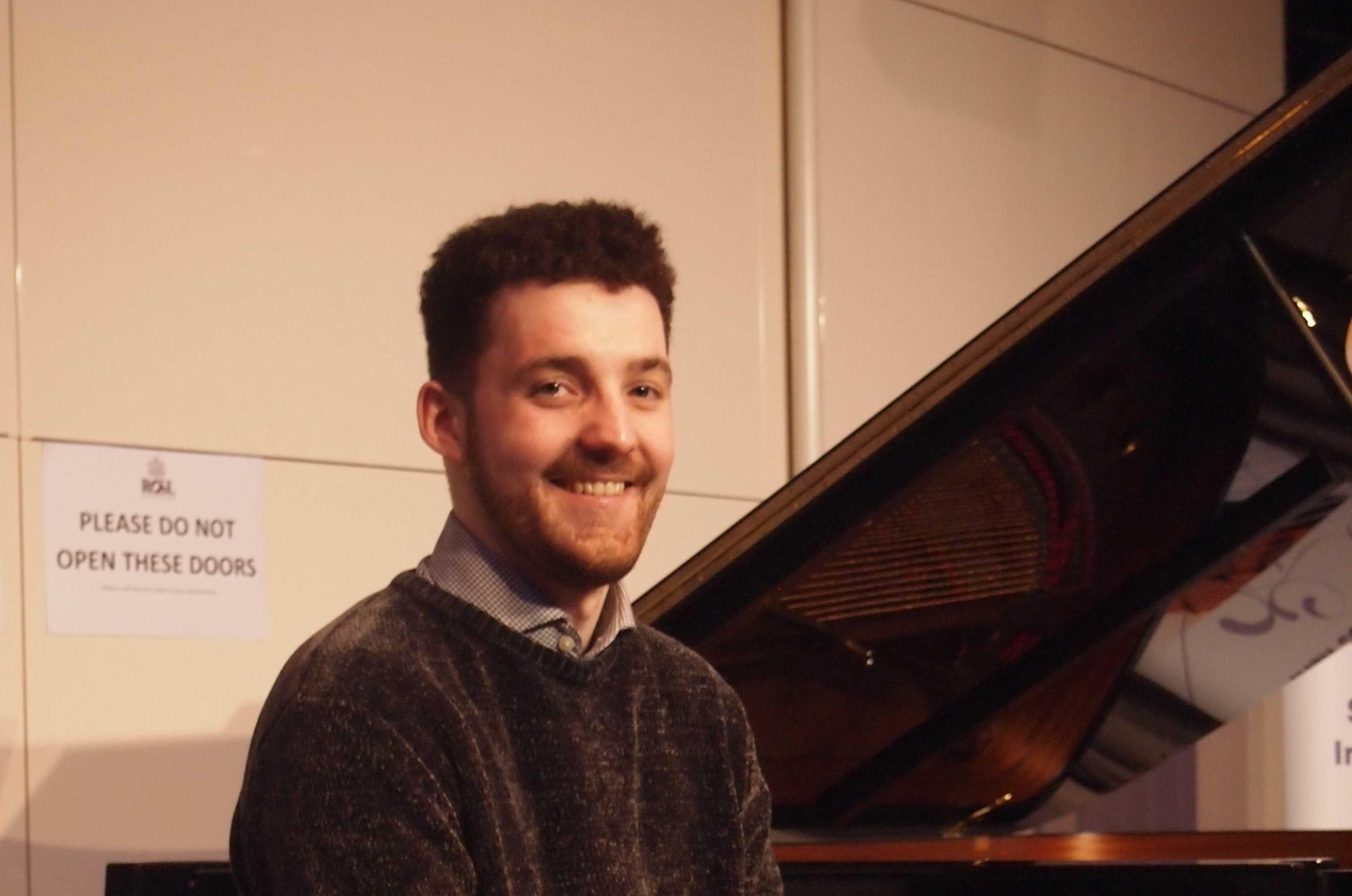 Aran O'Grady - Composer
