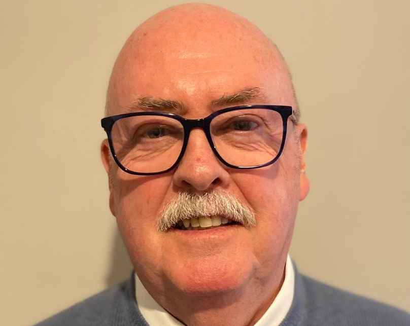 Jim Kirby, Chairman of the charity's new Management Committee