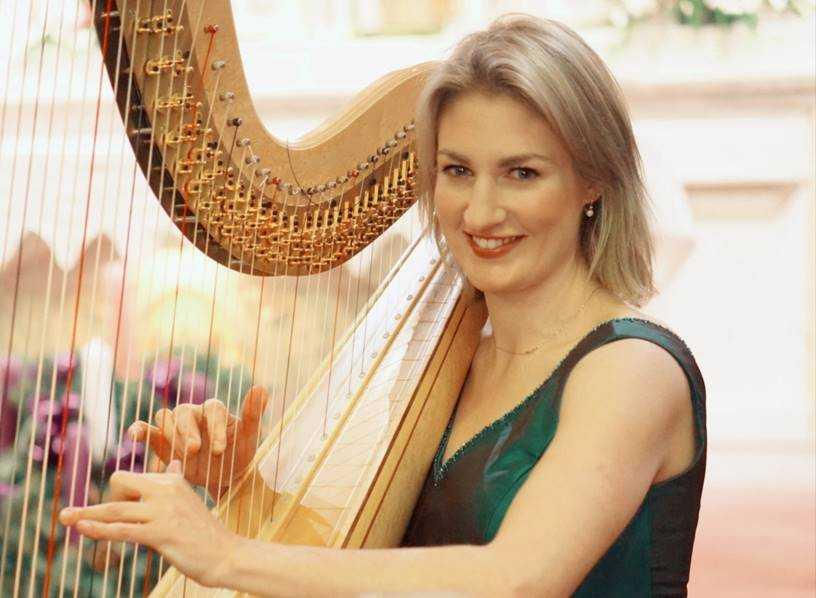 Clare McCague - Pedal Harp