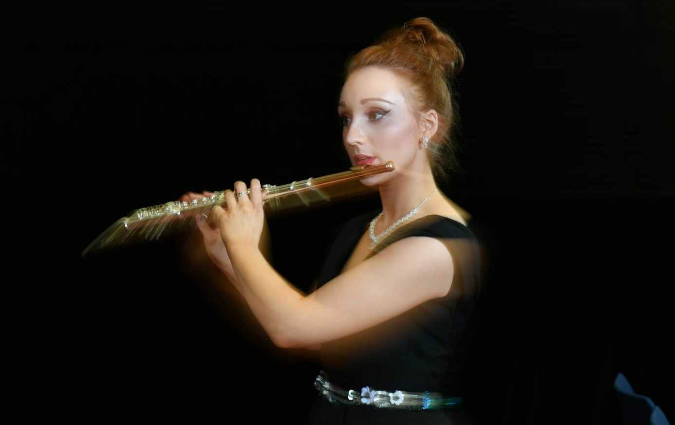 Amy Gillen - Concert and Solo Flute Performer