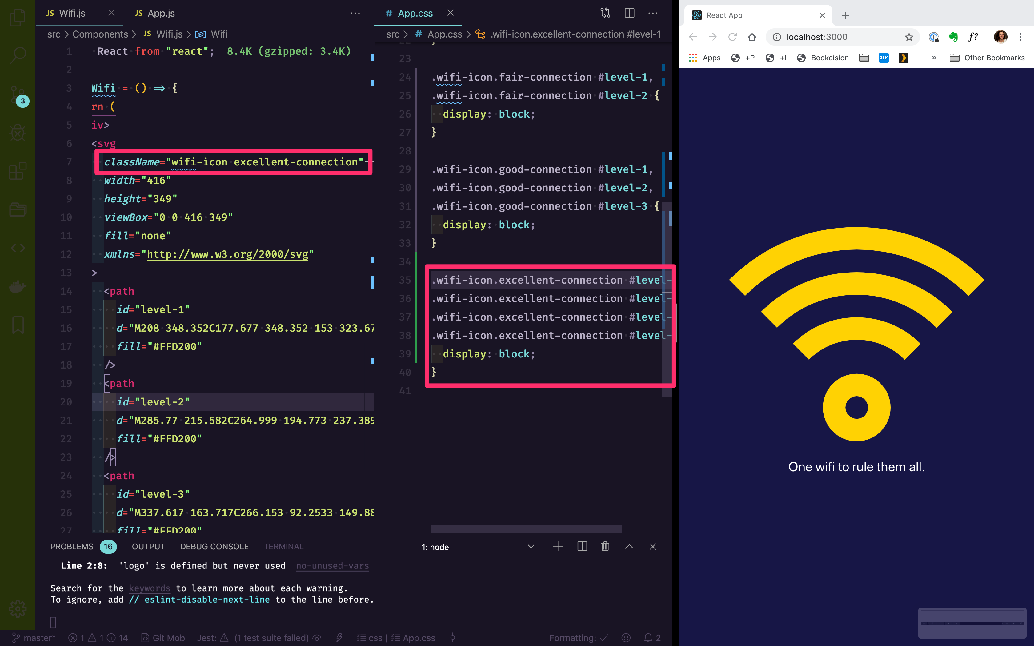 Wifi Excellent Connection