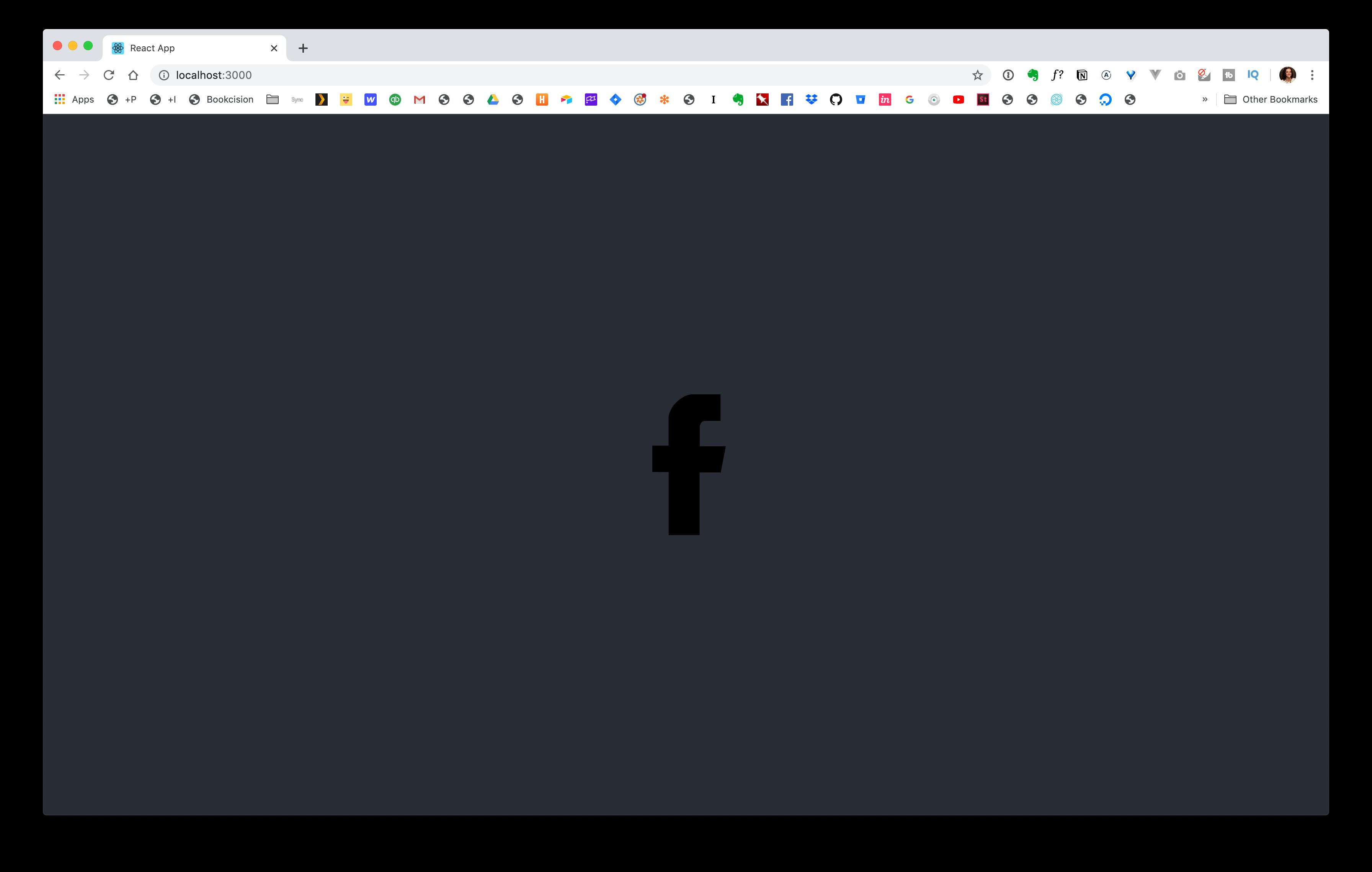 Resized Facebook Icon